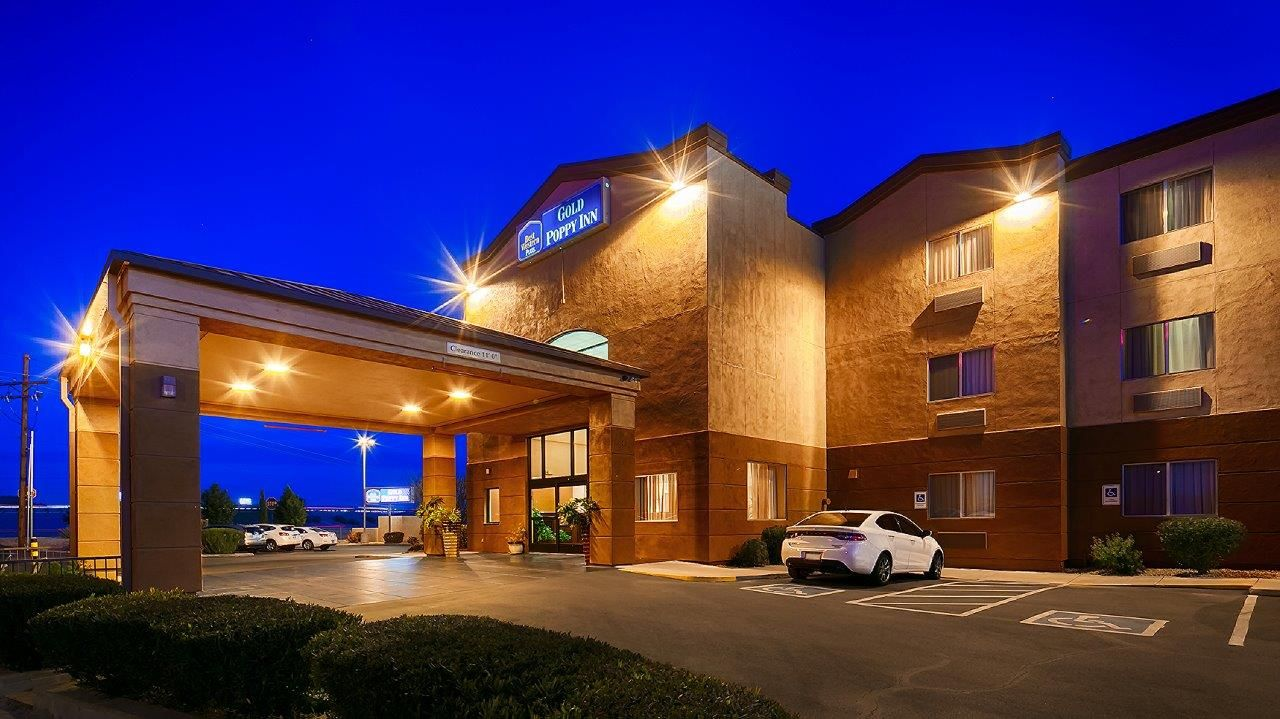 Best Western Plus Gold Poppy Inn