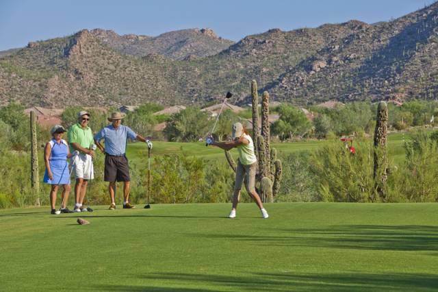 Heritage Highlands Golf Clinics