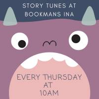 Story Tunes At Bookmans - Ina Road Store