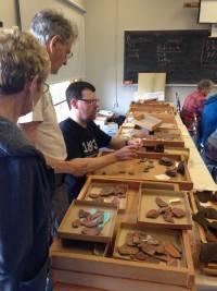 Ancestral Pueblo Glaze-Painted Pottery: Adult Summer Camp