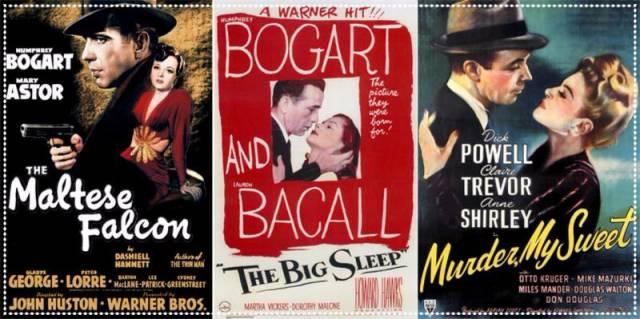 Film Noir Series - The Maltese Falcon