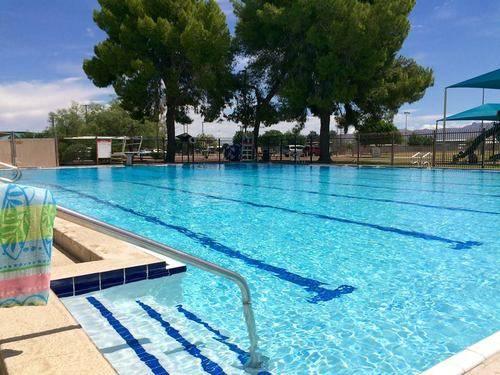 Marana Public Pool Opening