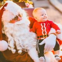 Smile With Santa