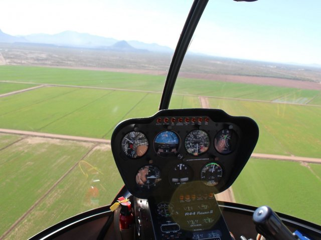 Learn to fly at the Marana Regional Airport