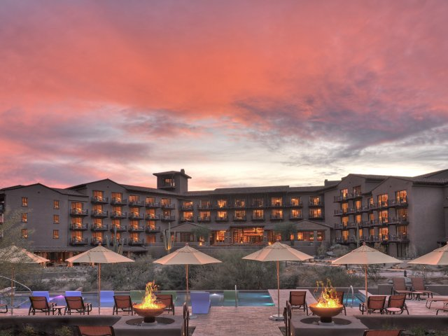 Two Tucson hotels are nationally ranked among the best