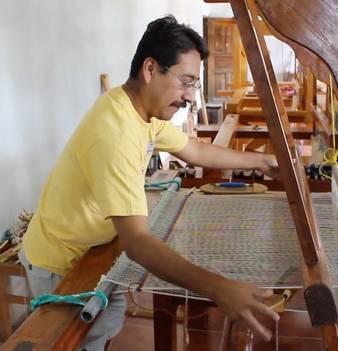 Oaxacan Weaving Demonstration and Rug Sale