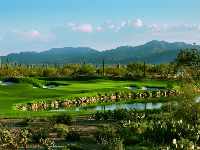The Ritz-Carlton, Dove Mountain's Golf Course Named the Top 3 in the State